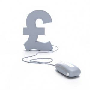 pound attached to a mouse